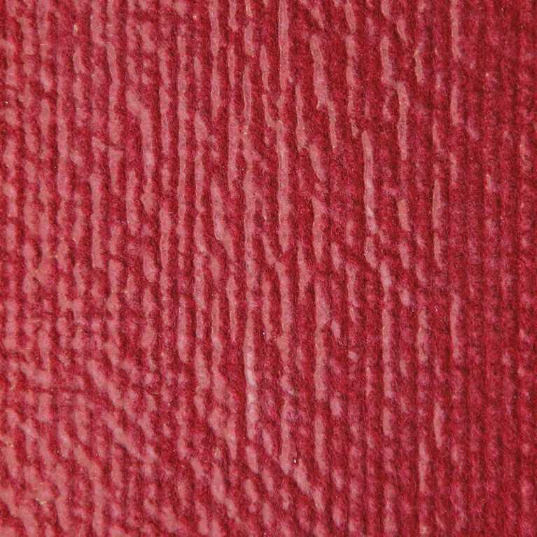 Jelatinli Parlak Kırmızı Gelin Yolu Halısı 5mm