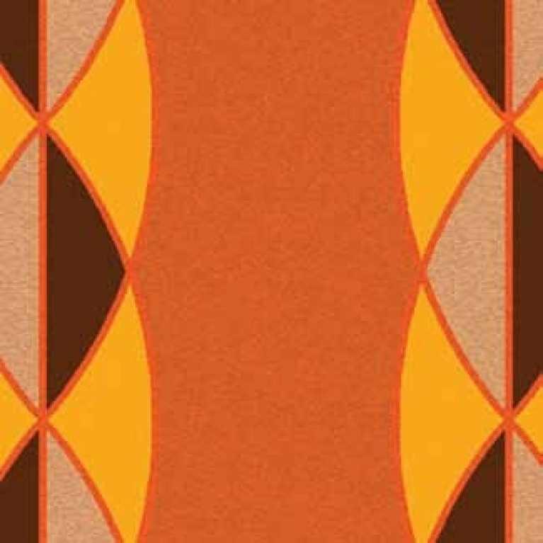 OS 07 207 - 14 Turuncu Otel Halısı