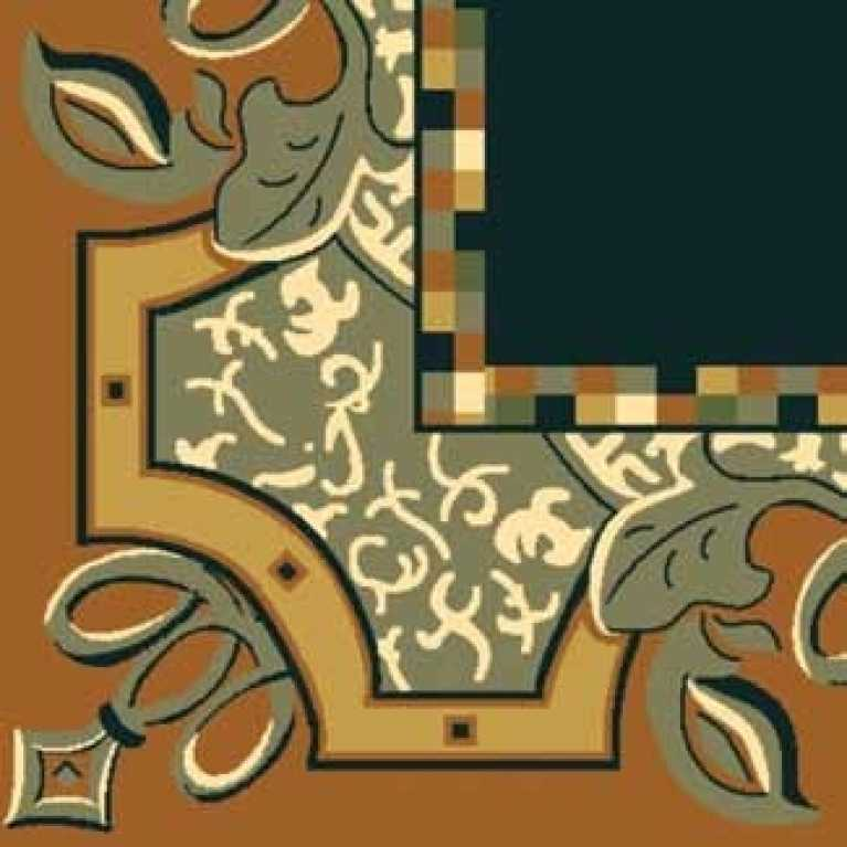 OS 08 251 - 04 Özel Tasarım Desenli Otel Halısı