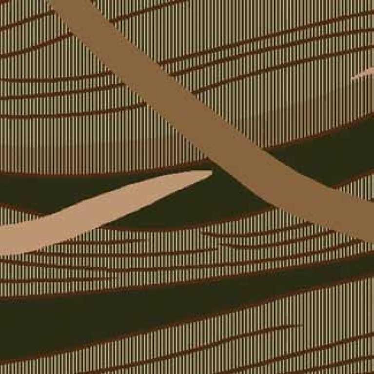 OS 10 056 - 04 Kahverengi Desenli Otel Halısı