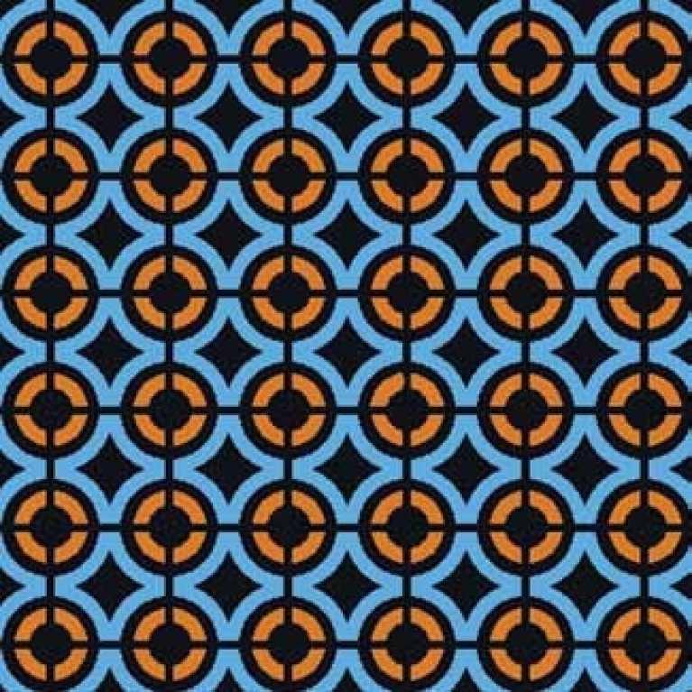 OS 11 035 - 05 Renkli Desenli Otel Halısı