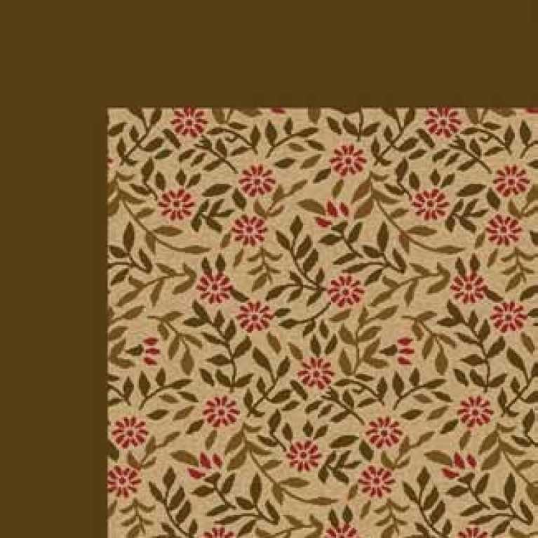 OS 11 129 - 09 Kahverengi Desenli Otel Halısı