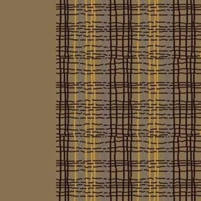OS 11 169 - 03 Kahverengi Desenli Otel Halısı