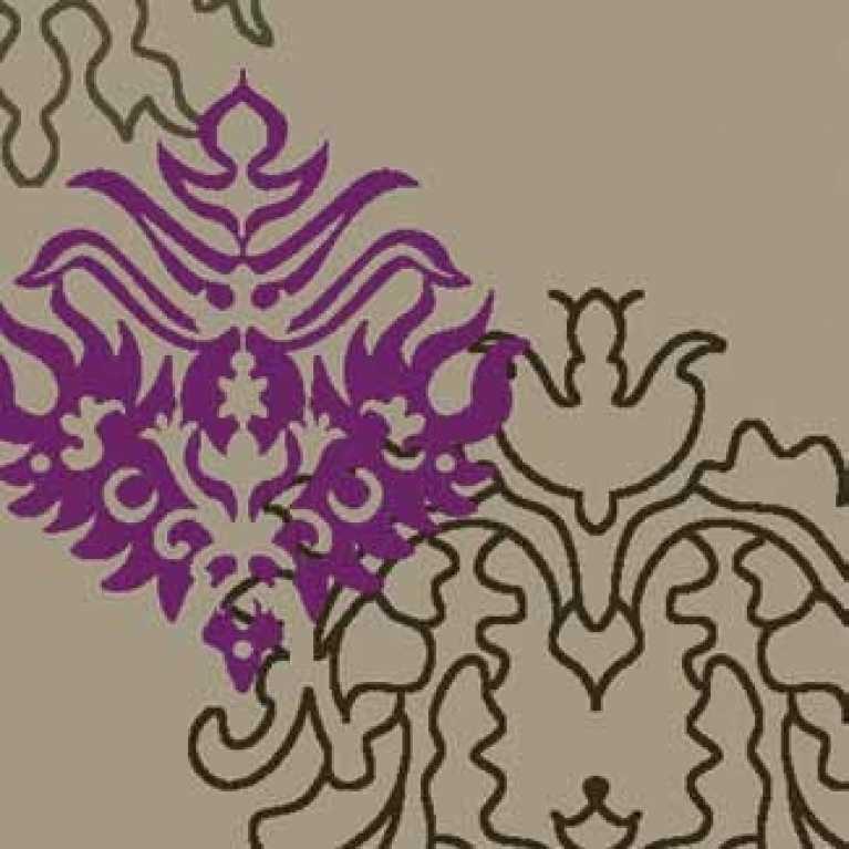 OS 11 176 - 01 Bej Desenli Otel Halısı