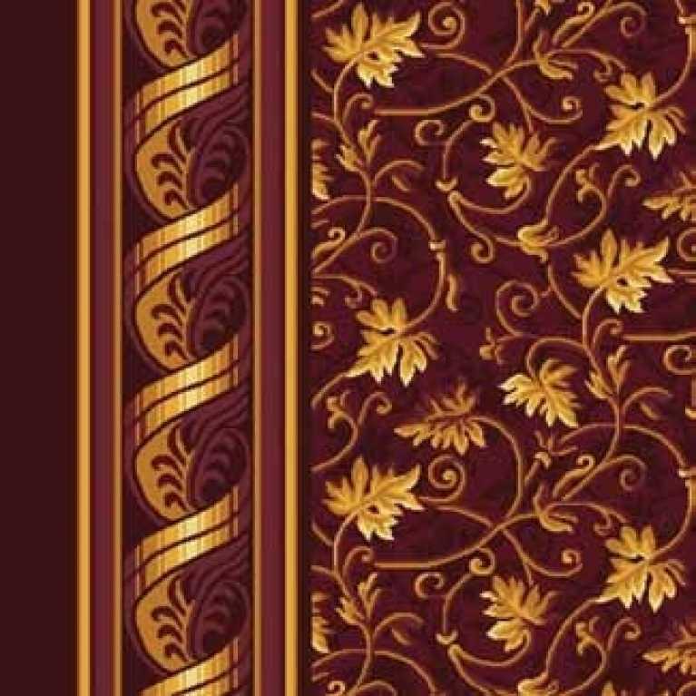 S08 041 - 07 Özel Tasarım Hotel Halısı