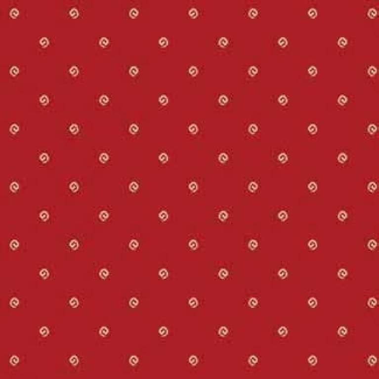 S09 127 - 03 Kırmızı Hotel Halısı