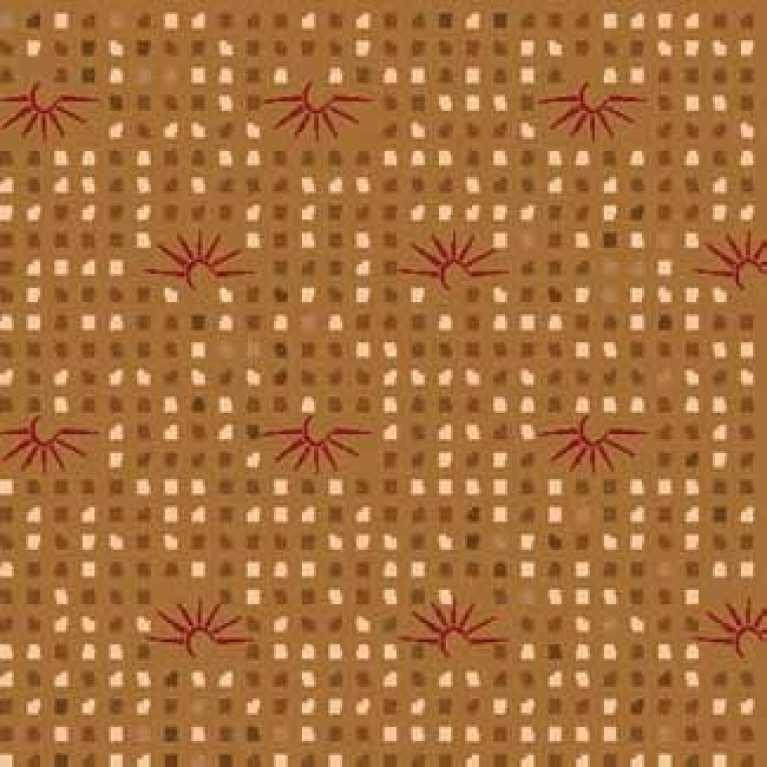 S09 151 - 06 Kahverengi Hotel Halısı
