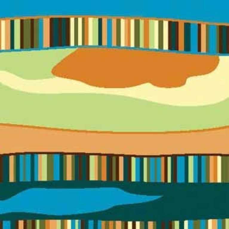 S09 246 - 01 Renkli Desenli Hotel Halısı