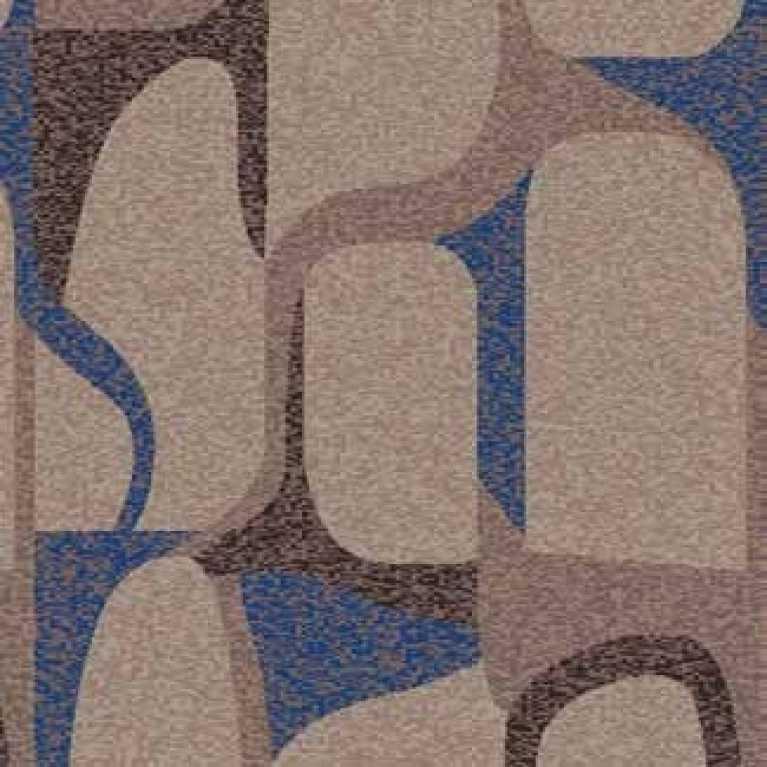 S10 099 - 02 Renkli Desenli Hotel Halısı