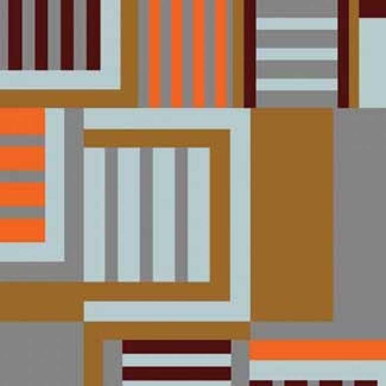 S10 251 - 02 Renkli Desenli Hotel Halısı