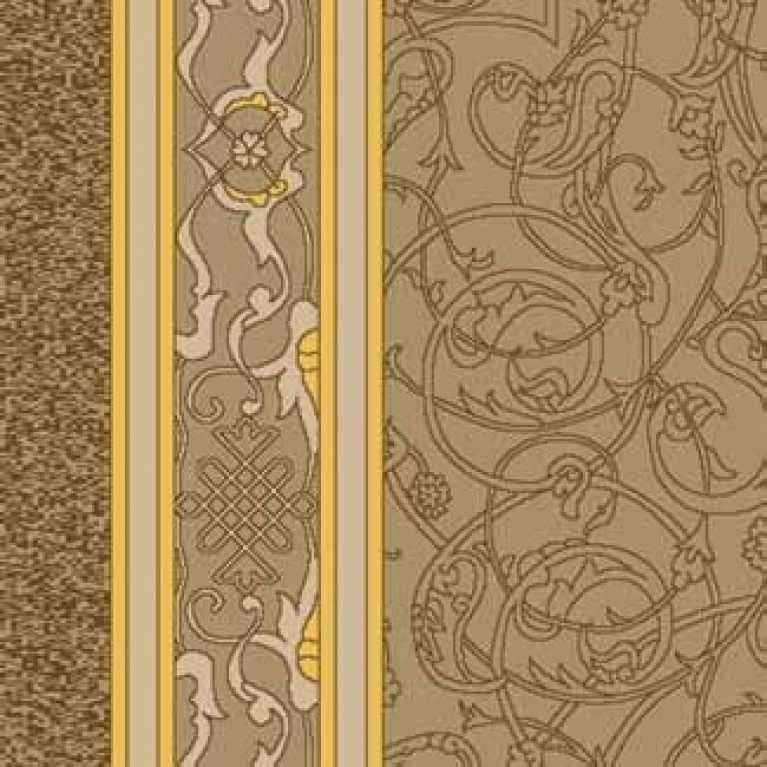 S10 434 - 02 Kahverengi Hotel Halısı