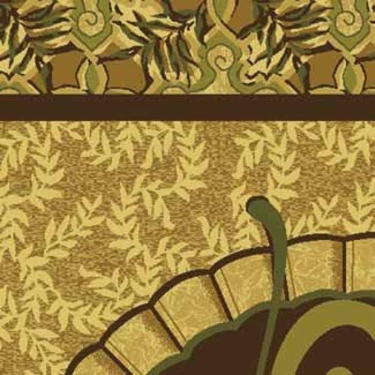 S11 013 - 04 Kahverengi Hotel Halısı
