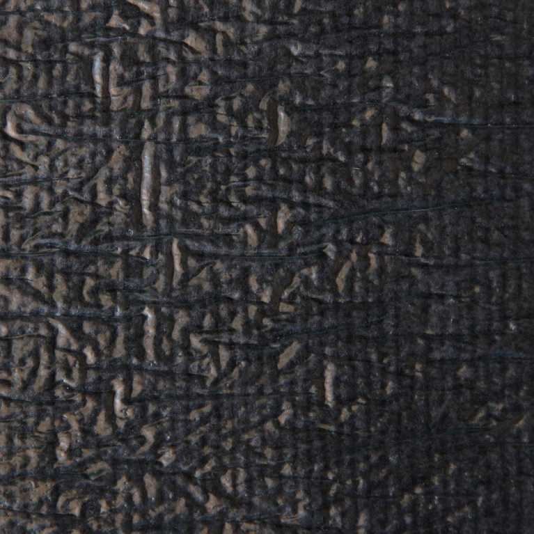 Jelatinli Siyah Gelin Yolu Halısı 5mm