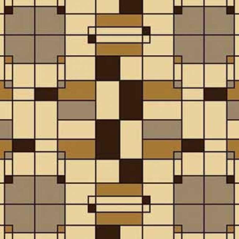 Samur SD (112) Kahverengi Desenli Otel Halısı