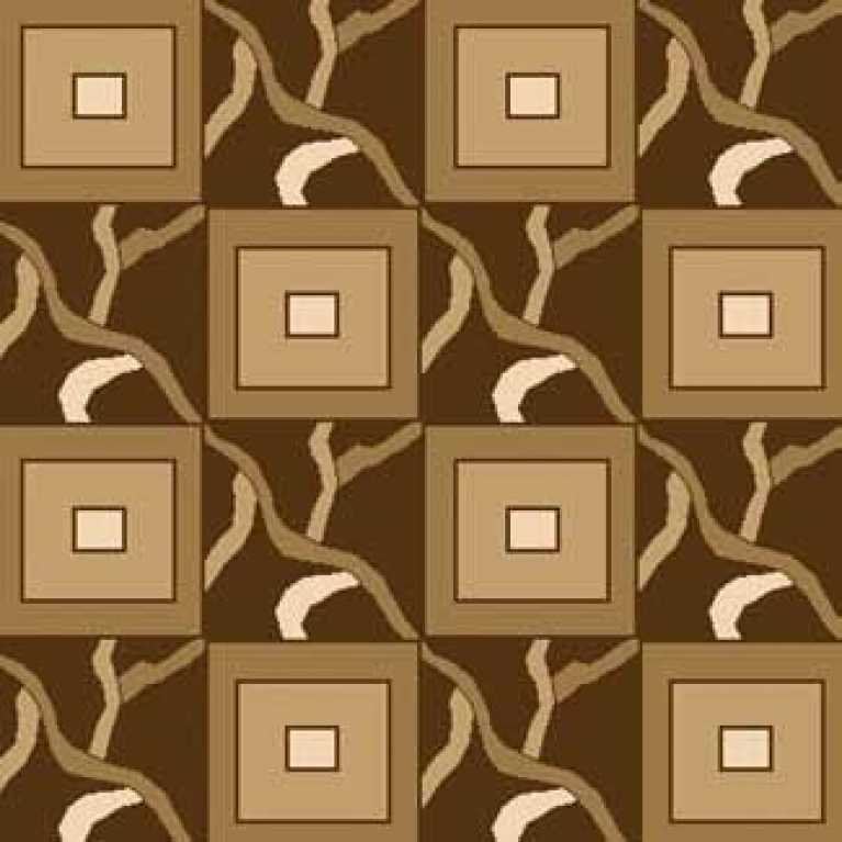 Samur SD (152) Kahverengi Desenli Otel Halısı
