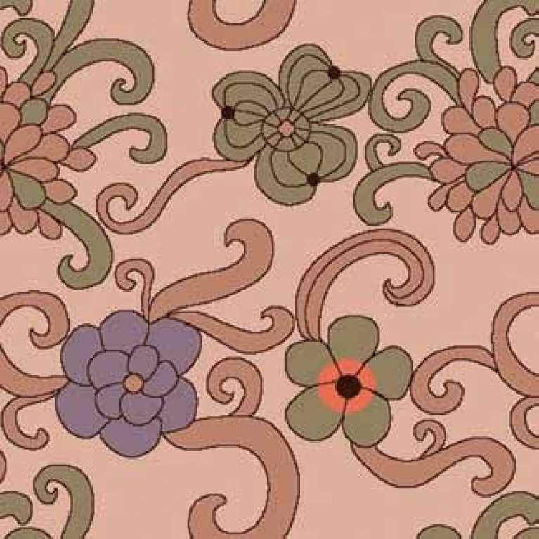 Samur SD (180) Renkli Desenli Otel Halısı