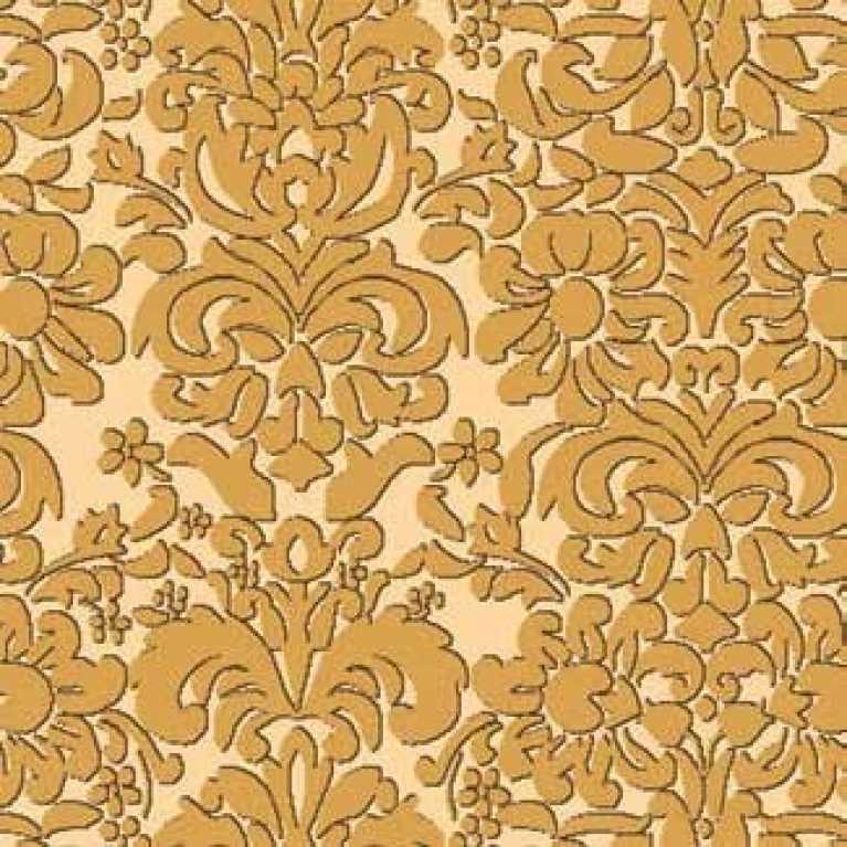 Samur SD (207) Altın Desenli Otel Halısı