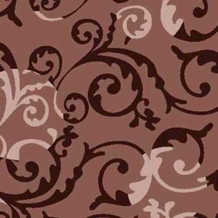 Samur SD (219) Kahverengi Desenli Otel Halısı