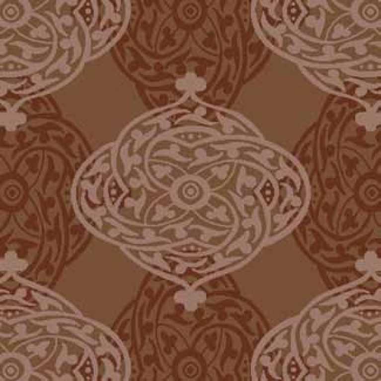 Samur SD (223) Kahverengi Desenli Otel Halısı