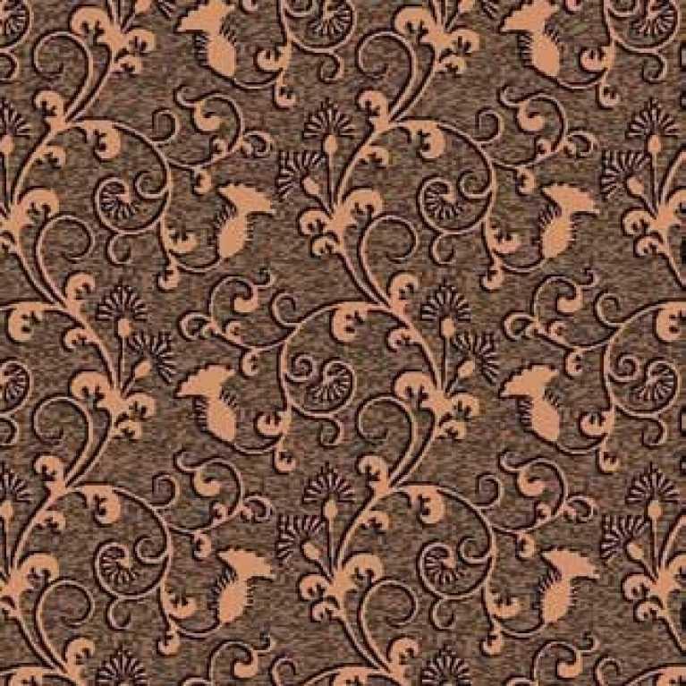 Samur SD (283) Kahverengi Desenli Otel Halısı