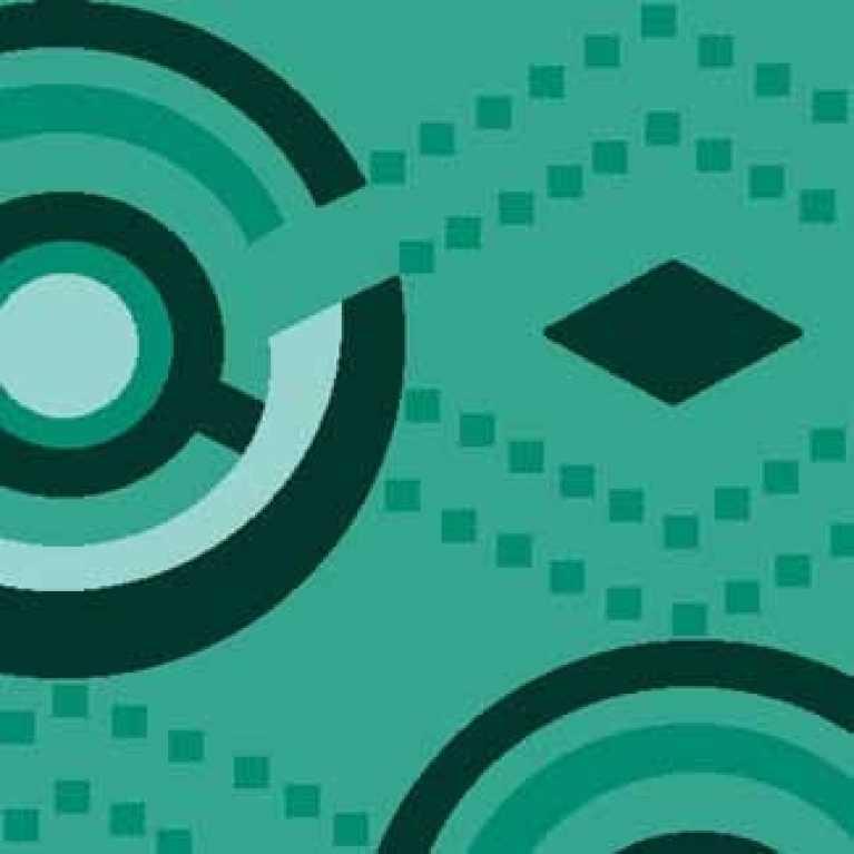 Samur SD (295) Yeşil Desenli Otel Halısı