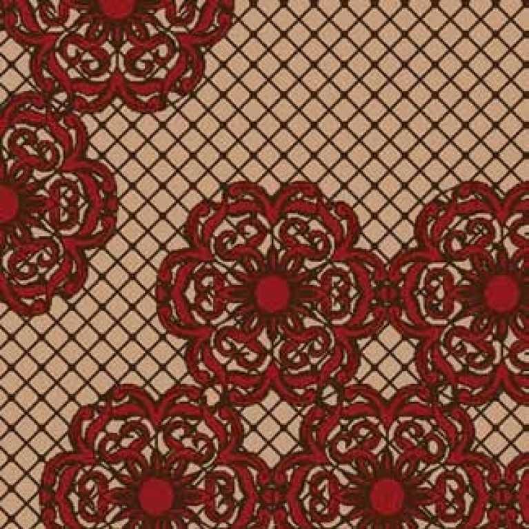 Samur SD (310) Kahverengi Desenli Otel Halısı