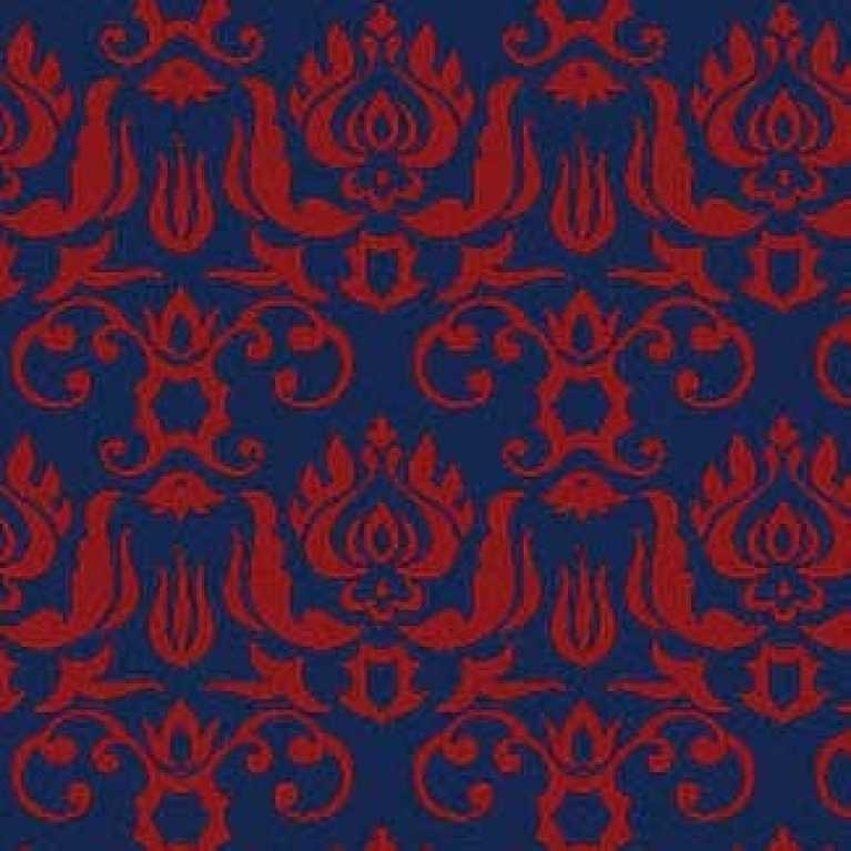 Samur SD (317) Renkli Desenli Otel Halısı