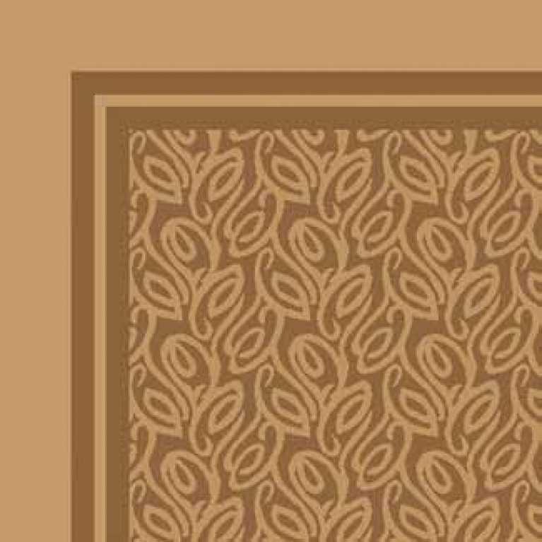 Samur SD (329) Kahverengi Desenli Otel Halısı