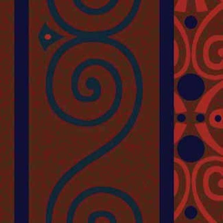 Samur SD (333) Bordo Desenli Otel Halısı
