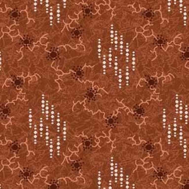Samur SD (364) Kahverengi Desenli Otel Halısı