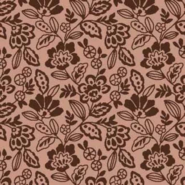 Samur SD (371) Kahverengi Desenli Otel Halısı