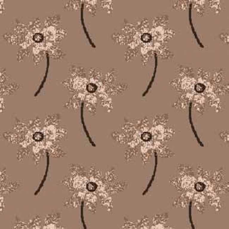 Samur SD (400) Kahverengi Desenli Otel Halısı