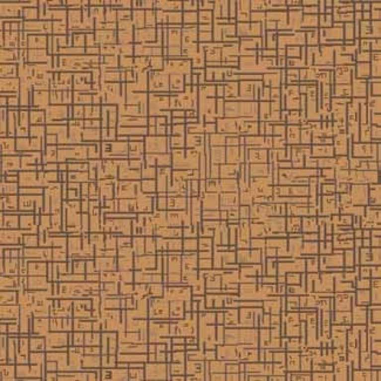Samur SD (406) Kahverengi Desenli Otel Halısı