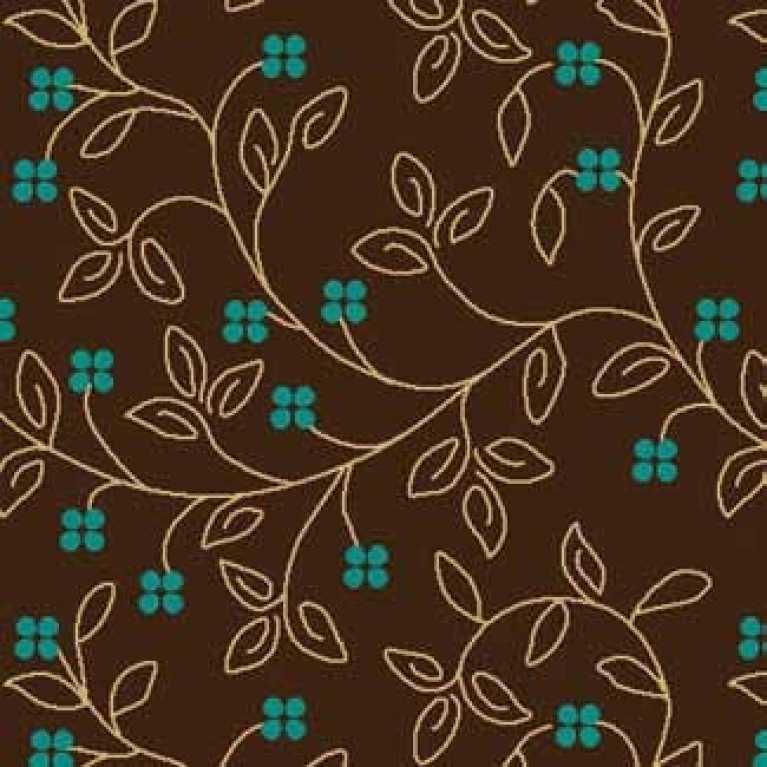 Samur SD (47) Kahverengi Desenli Otel Halısı