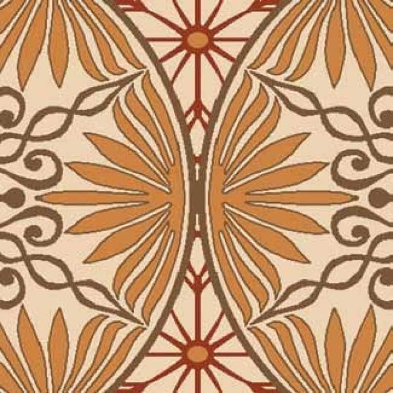 Samur SD (51) Kahverengi Desenli Otel Halısı
