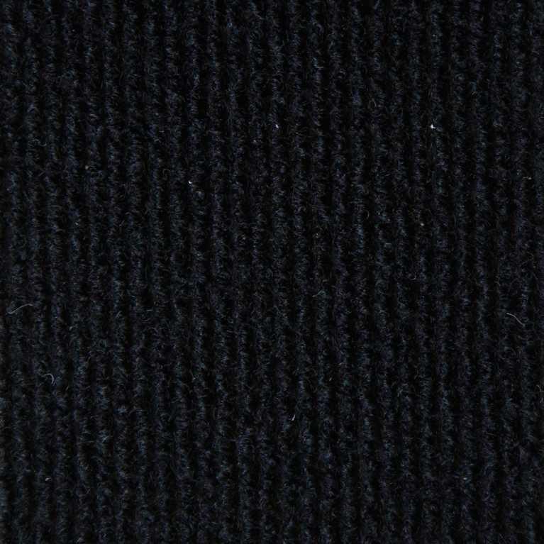 Siyah Gelin Yolu Halısı 4mm