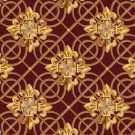 OS 09 088 - 02 Kahverengi Desenli Otel Halısı