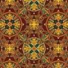 S07 092 - 04 Kahverengi Desenli Otel Halısı