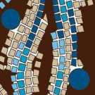 S11 103 - 02 Kahverengi Otel Halısı