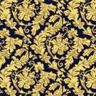 Samur SD (126) Altın Desenli Otel Halısı