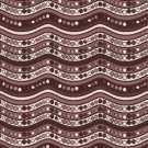 Samur SD (134) Kahverengi Desenli Otel Halısı