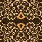 Samur SD (135) Renkli Desenli Otel Halısı