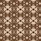 Samur SD (155) Kahverengi Desenli Otel Halısı