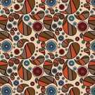 Samur SD (250) Renkli Desenli Otel Halısı