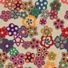 Samur SD (281) Renkli  Desenli Otel Halısı