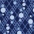 Samur SD (302) Mavi Desenli Otel Halısı