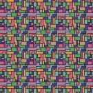 Samur SD (340) Renkli Desenli Otel Halısı